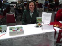 Dalonegha book signing